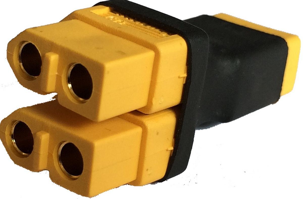 Kurzadapter, XT60-Buchse parallel