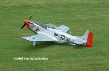 P 51 Mustang (Semi- Scale) 1970 mm
