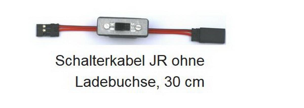 Schalterkabel o. Ladebuchse JR
