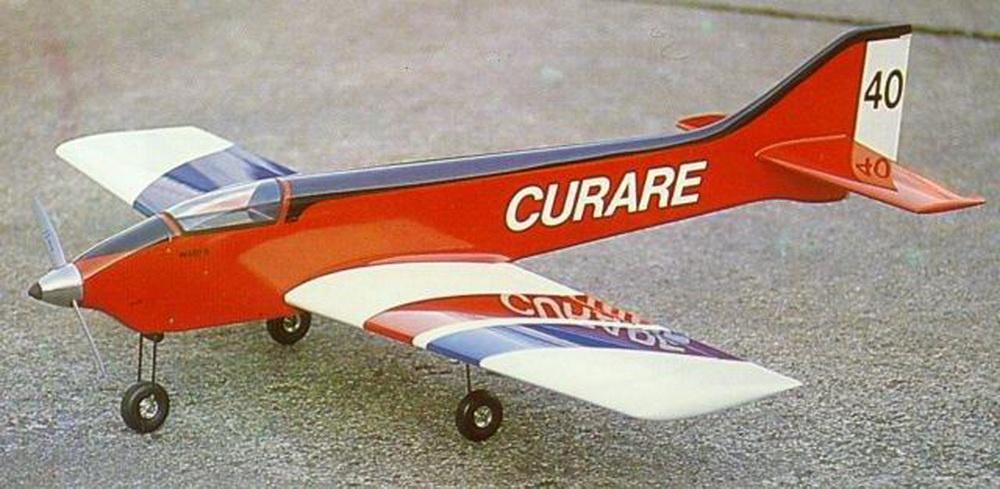 Curare 40 Spw.1440mm