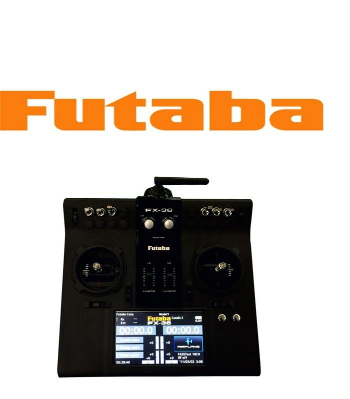 RC-Anlagen Futaba