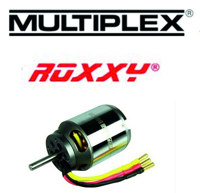 Brushless Outrunner Roxxy