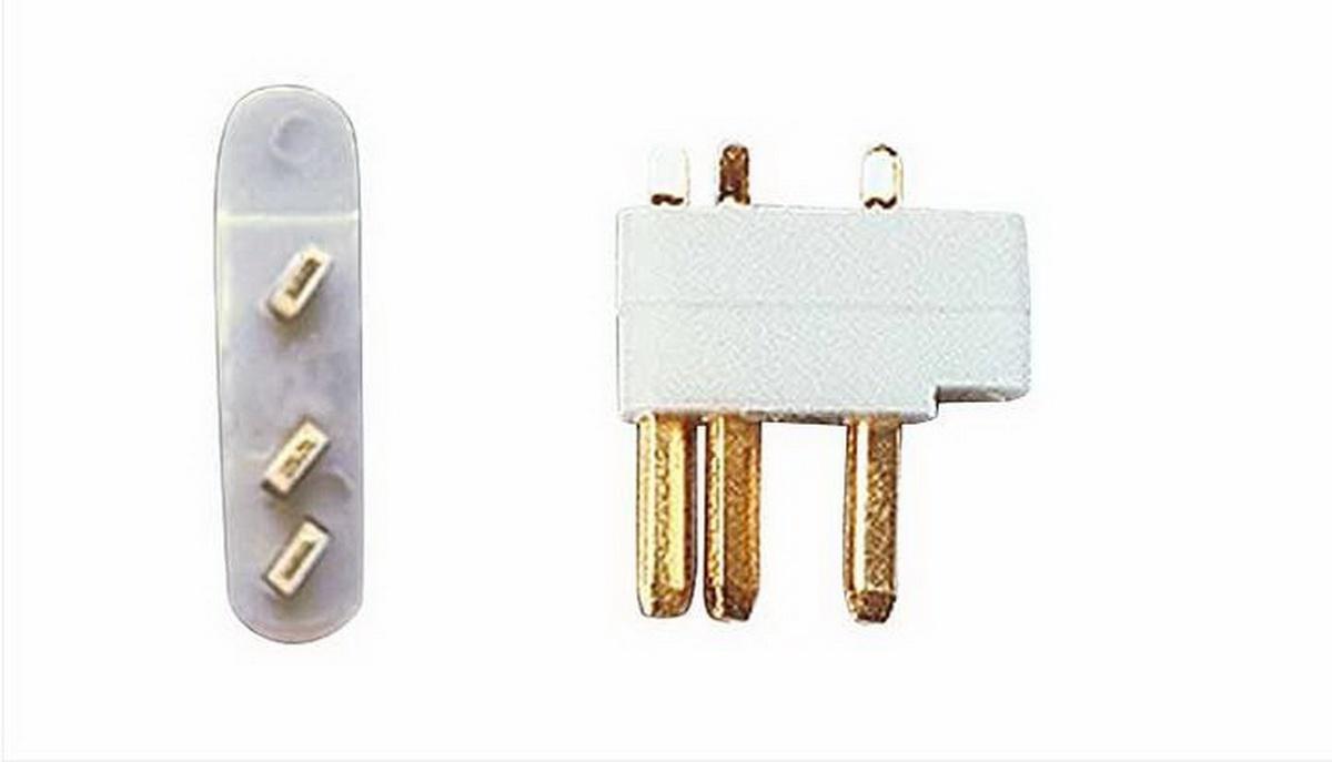 Multiplex Stecker (MPX) 3-Pol