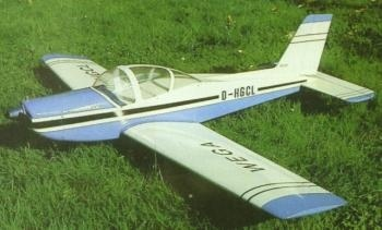 Bo 209 Monsun (Semi- Scale) 1580 mm