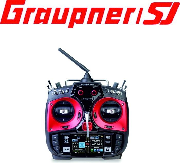Fernsteuerungen Graupner/SJ