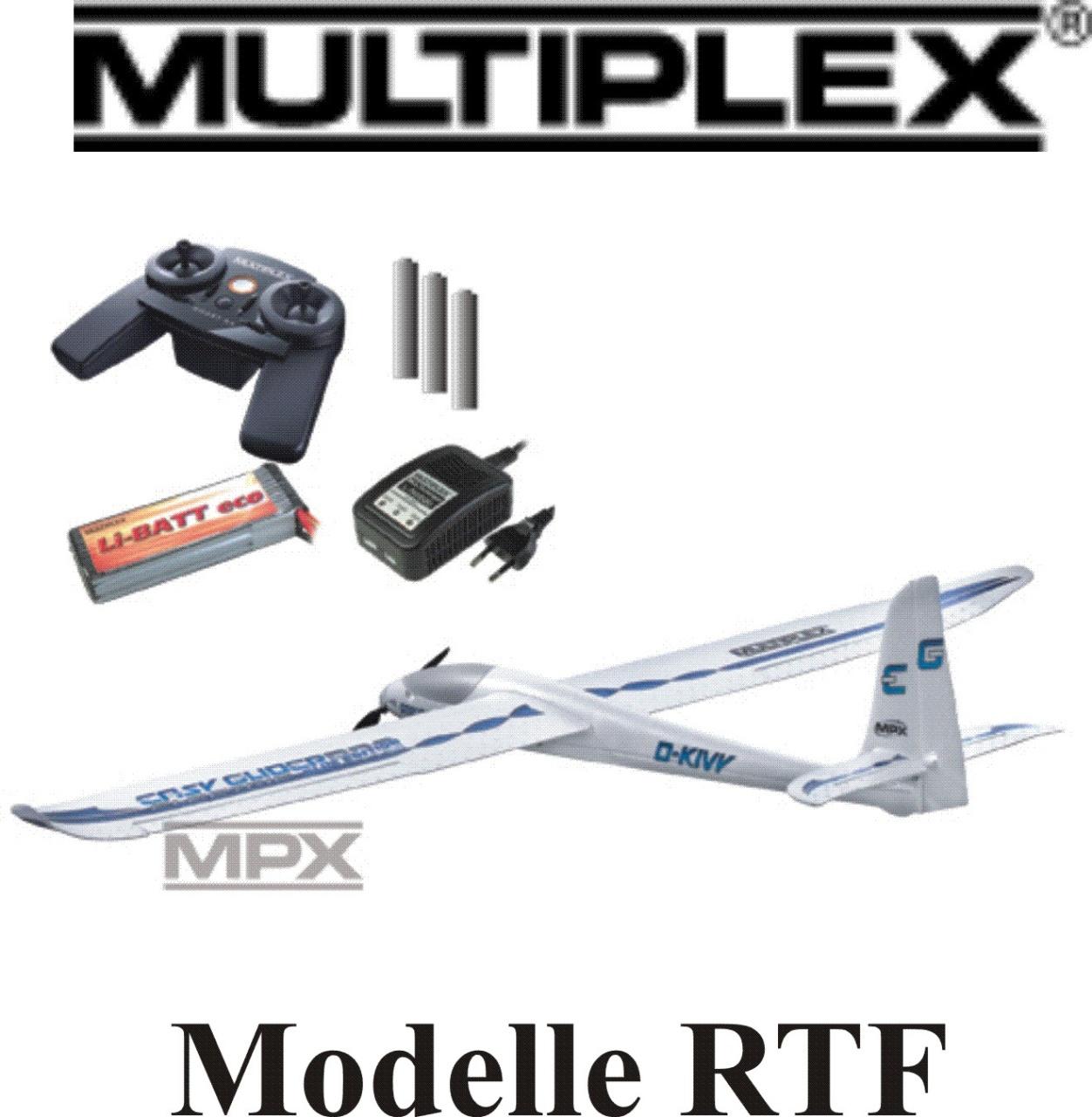 Modelle RTF