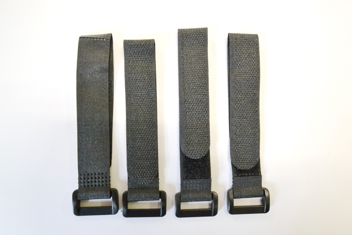 Klettband-Gurt 20x200mm