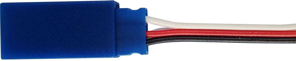 Servo Buchsenkabel Futaba 3x0,25 mm²