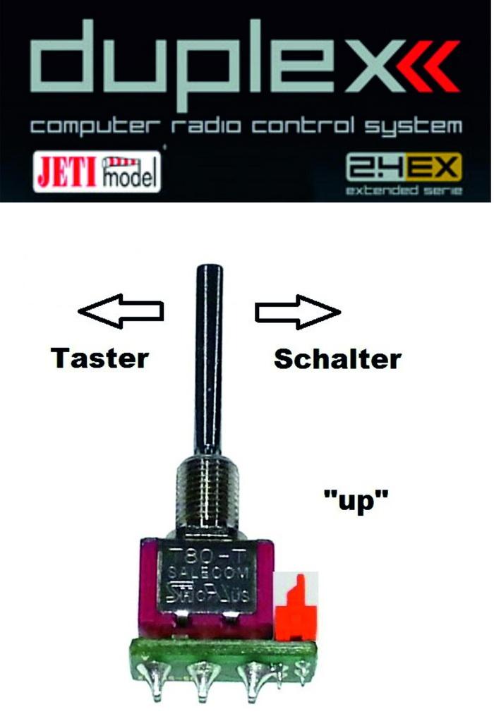 Schalter/Bedienelemente