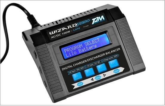 Ladegerät Wizard X6S 100W