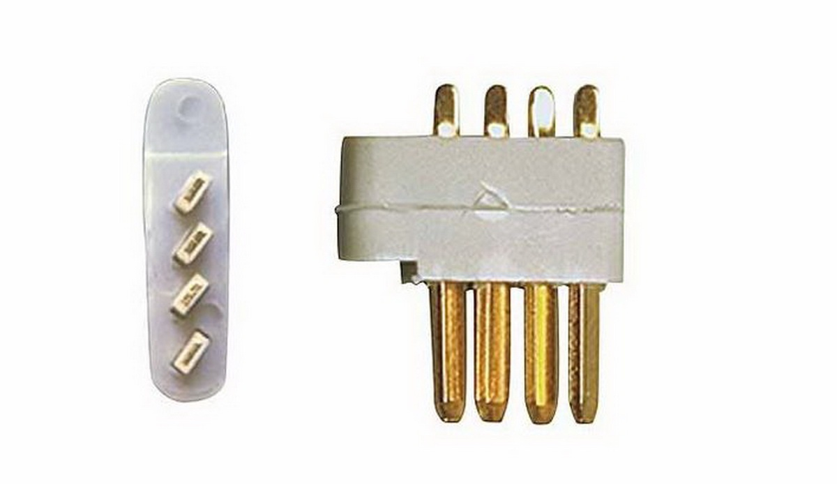 Multiplex Stecker (MPX) 4-Pol