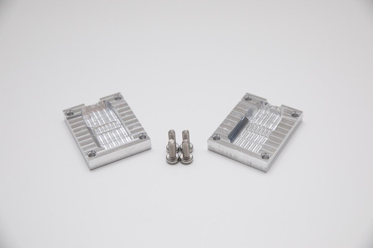 IsoForm Alu - XT90-Stecker