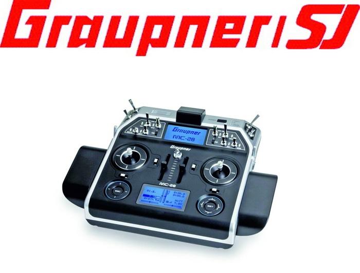 RC-Anlagen Graupner/SJ