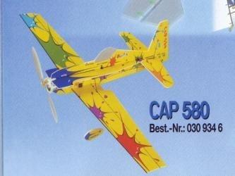 Cap 580 Flatout