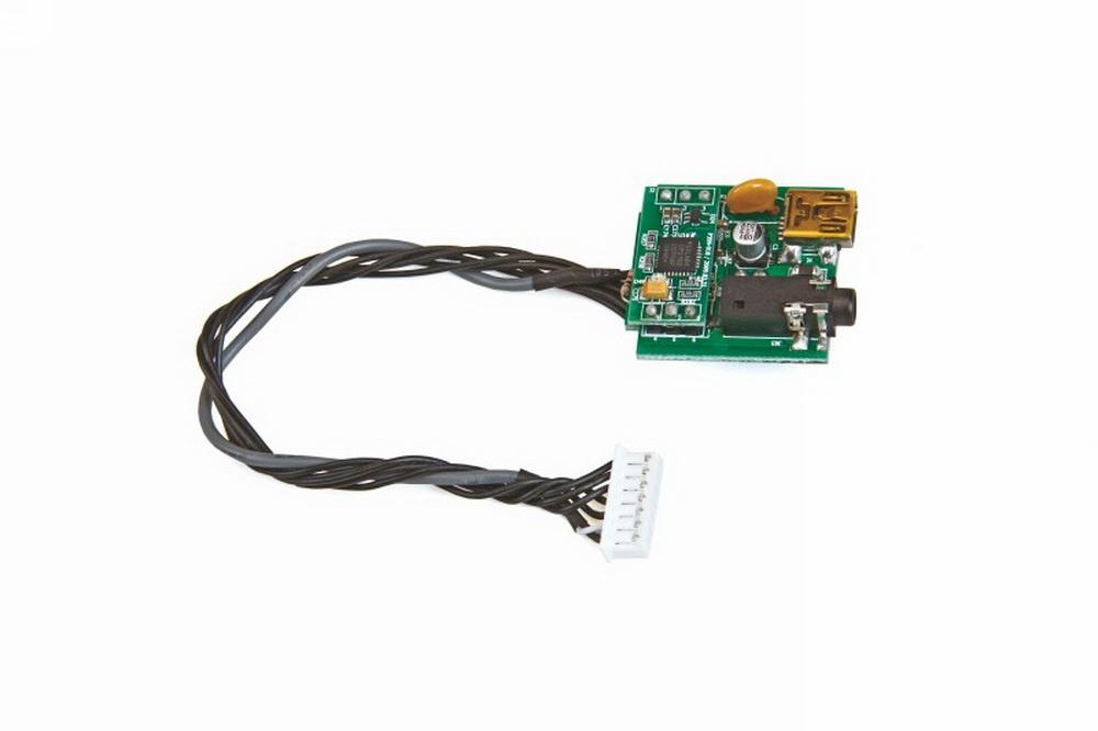 Sprachausgabe-/USB- Modul f. mx-12 HOTT