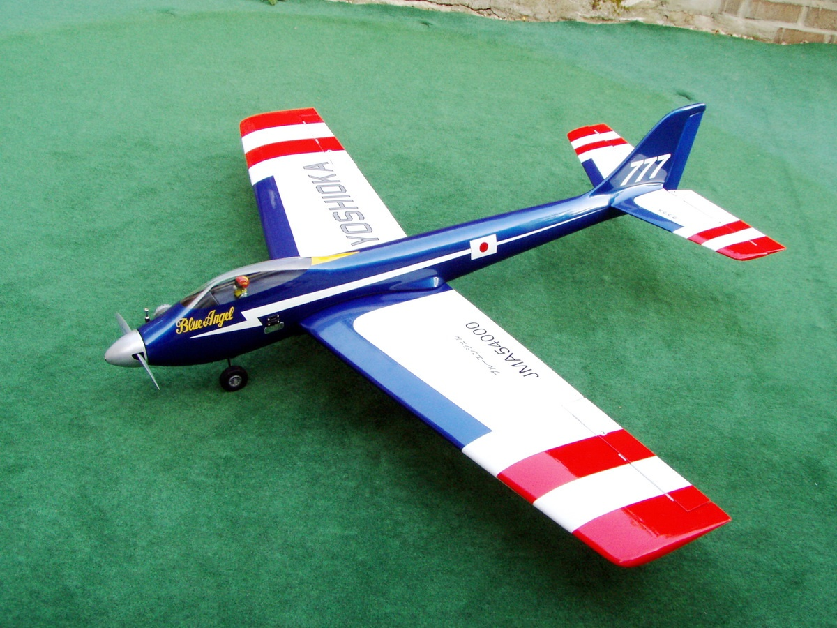 Blue Angle 60 1640 mm EZFW