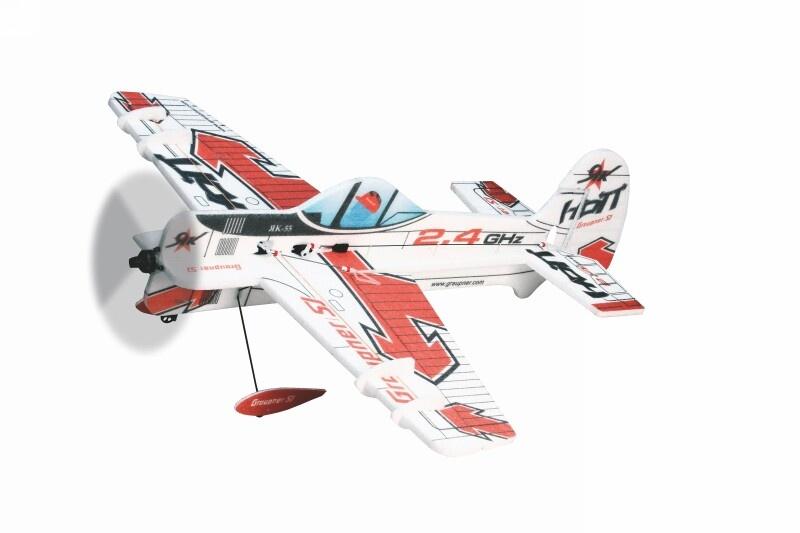 YAK 55 EPP, 800 Sponsor Design RC